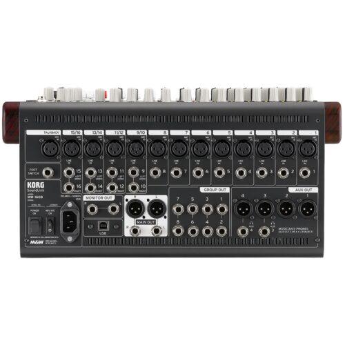 Korg MW 1608 Mixer Analogico Digitale