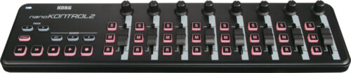 Korg NanoKontrol2 Black Tastiera MIDI/USB