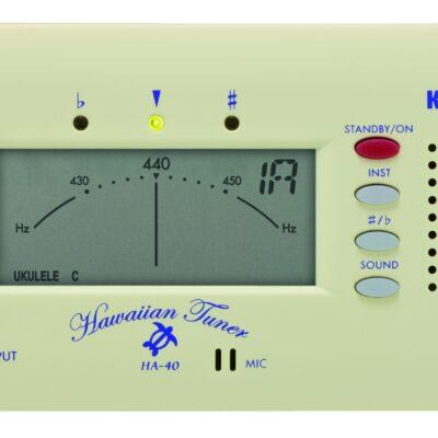 Korg HA-40 Hawaiian tuner