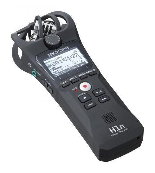 Zoom H1n Registratore Palmare Stereo Digitale