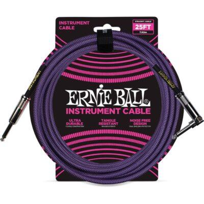 Ernie Ball 6069 Cavo Braided Purple 7