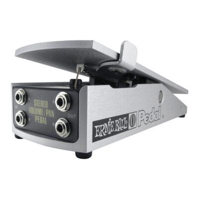 Ernie Ball Pedale Volume Stereo 500K/Pedale Pan