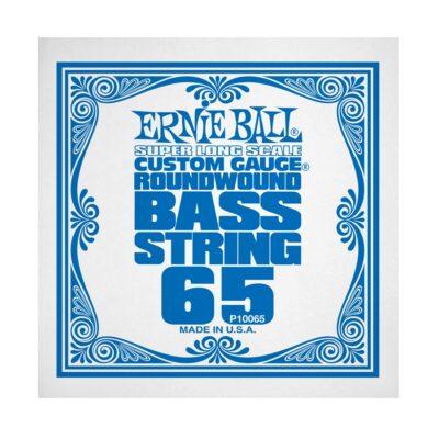 Ernie Ball 0065 Nickel Wound Bass Scala Super Lunga .065