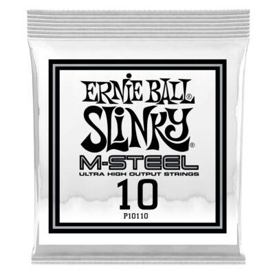 Ernie Ball 0110 M-Steel Reinforced Plain .010