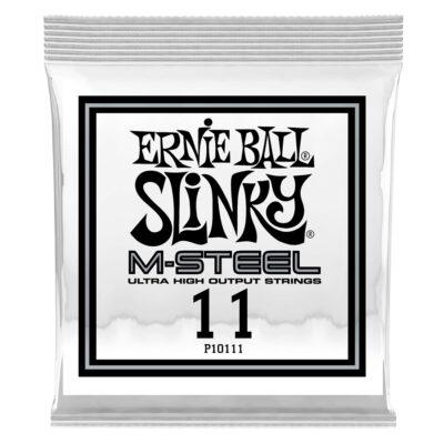 Ernie Ball 0111 M-Steel Reinforced Plain .011
