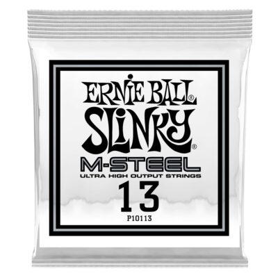 Ernie Ball 0113 M-Steel Reinforced Plain .013