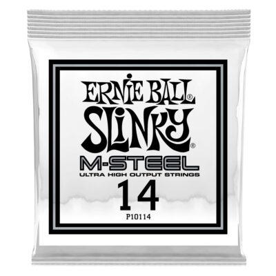Ernie Ball 0114 M-Steel Reinforced Plain .014