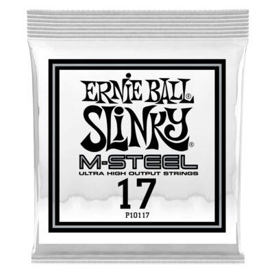 Ernie Ball 0117 M-Steel Reinforced Plain .017