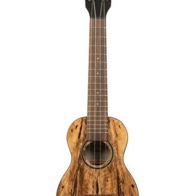 Kala KA-MG-SLNG - Ukulele soprano long neck Spalted Mango - c/borsa