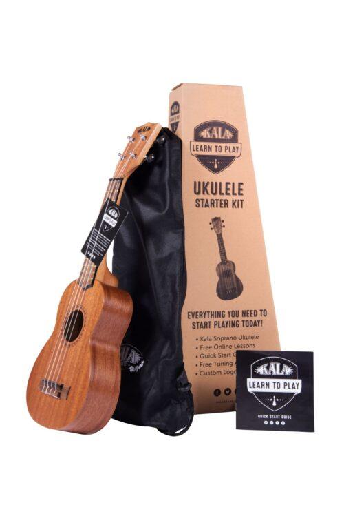 Kala KALA-LTP-S - Pack ukulele soprano Learn to Play