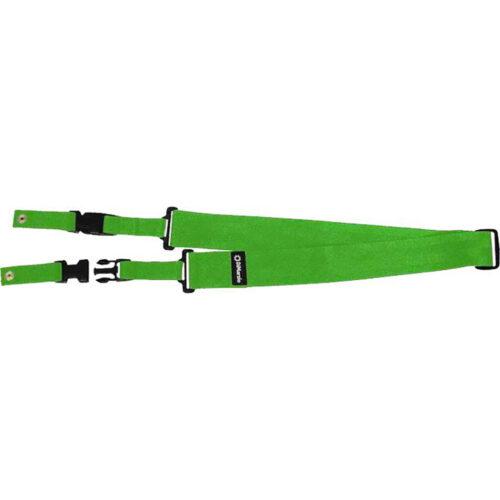 DiMarzio DD2200N Nylon ClipLock - verde neon - DD2200GN