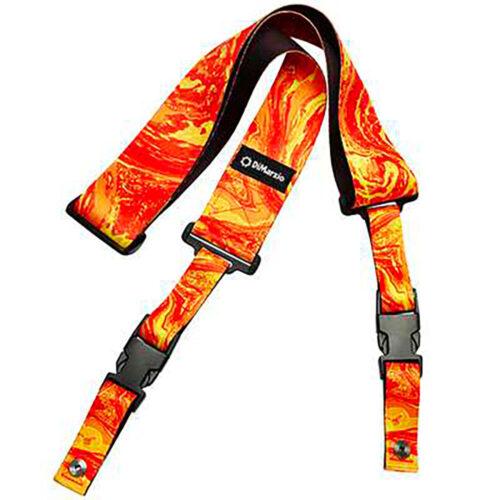 DiMarzio DD2245 Steve Vai Signature - ClipLock - Orange Universe
