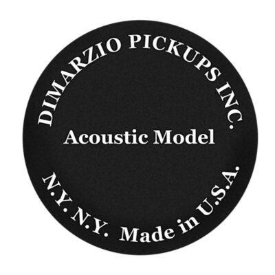 DiMarzio Acoustic Model nero - DP130BK