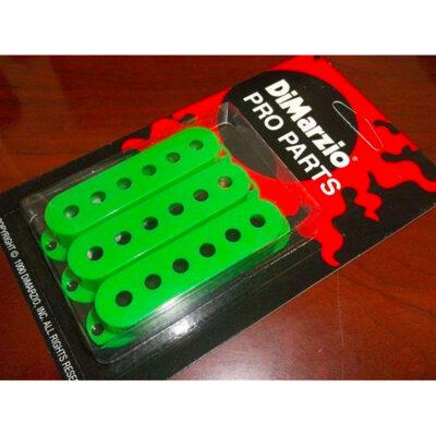 DiMarzio DM2001 - cover per single coil hum cancelling - set 3 pezzi - sabbia