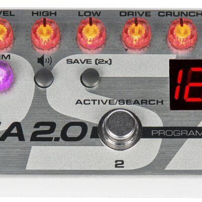 Tech21 PSA 2.0 SansAmp - Preamplificatore per chitarra programmabile