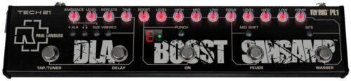 Tech21 Paul Landers PL1 Signature Fly Rig - pedale multi effetto per chitarra