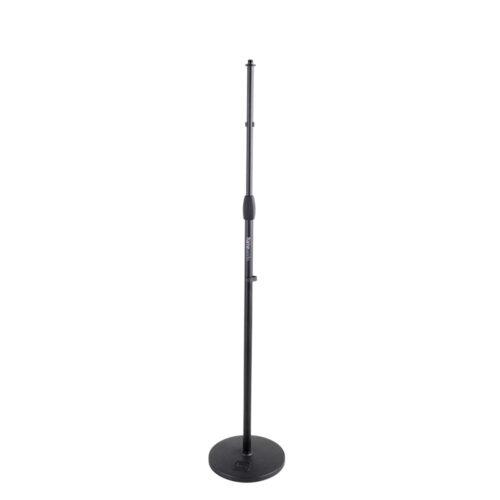 Gator GFW-MIC-1000 - stand a base rotonda da 10'' per microfono