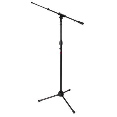 Gator GFW-MIC-2020 - stand a treppiede per microfono c/giraffa telescopica