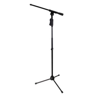 Gator GFW-MIC-2110 - stand deluxe a treppiede per microfono c/giraffa