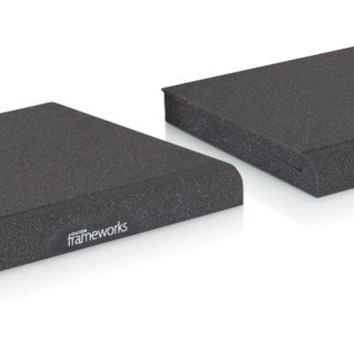 Gator GFW-ISOPAD-LG - coppia di pad isolanti per studio monitor - large