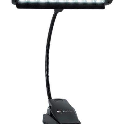 Gator GFW-MUS-LED - lampada a LED per leggio