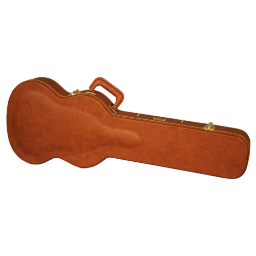 Gator GW-SG-BROWN - astuccio per chitarra elettrica tipo Gibson® SG®