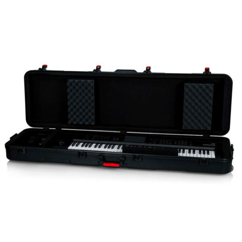 Gator GTSA-KEY88SLXL - astuccio per tastiera 88 tasti slim extra lunga
