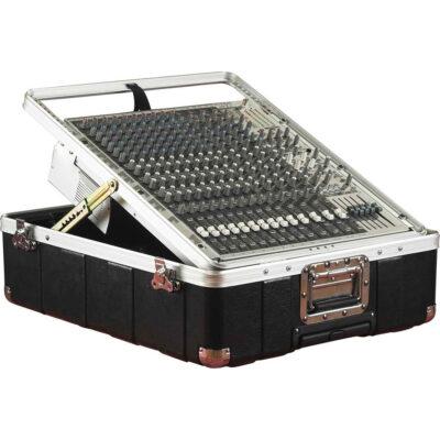 Gator G-MIX-12 PU - astuccio per mixer rack mount 12 unità con sistema Pop-up