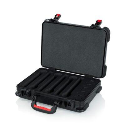Gator GTSA-MICW6 - valigia per 6 microfoni wireless