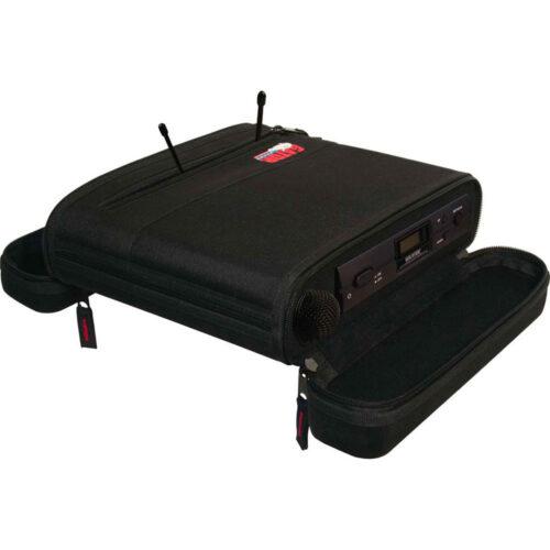 Gator GM-1WEVAA - astuccio light per sistema wireless singolo handheld
