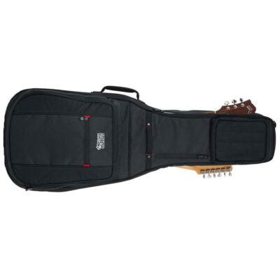 Gator G-PG-ACOUELECT - Astuccio per due chitarre (acustica ed elettrica)