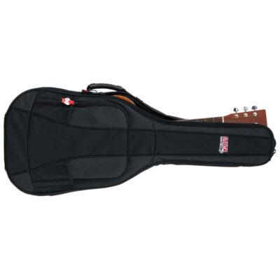 Gator GB-4G-MINIACOU - borsa per chitarra acustica mini e 3/4