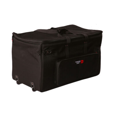 Gator GP-EKIT3616-BW - borsa 36'' x 16'' c/ruote per batteria elettronica