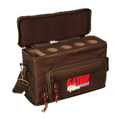 Gator Cases GM-4 - borsa per microfoni handheld