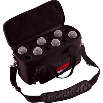 Gator GM-12B - borsa per microfoni handheld