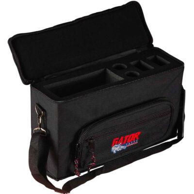 Gator GM-2W - borsa per sistema wireless doppio handheld