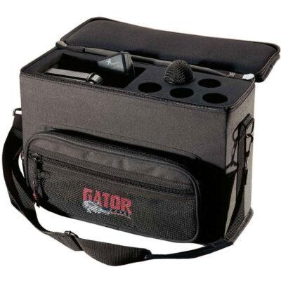 Gator GM-5W - borsa per sistema wireless cinque handheld