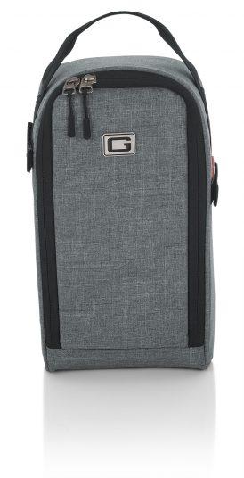 Gator GT-1407-GRY - borsa accessori aggiuntiva per borse Serie Transit - colore grigio