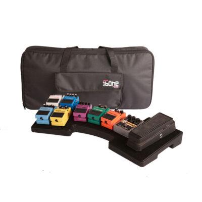 Gator G-MEGA-BONE - pedal board ''Mega Bone'' c/borsa e alimentazione