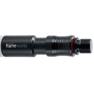 Gator GFW-MIC-QRTOP3PK - 3x adattatore microfono con attacco/stacco rapido