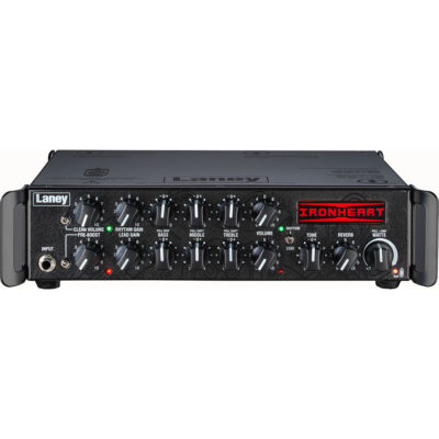 Laney IRT-SLS - Studio Live Short Head - Testata USB - 300W - 3 canali c/ riverbero