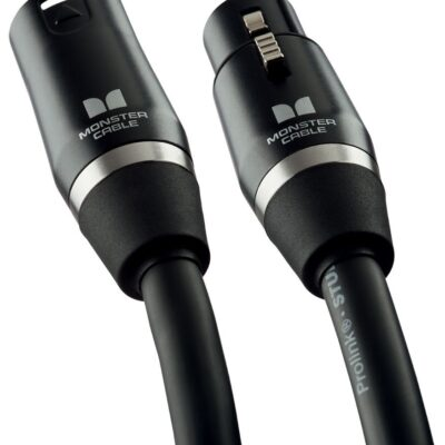 Monster SP2000-M-10 WW Prolink Studio Pro 2000 - Cavo per microfono XLR - 3 m
