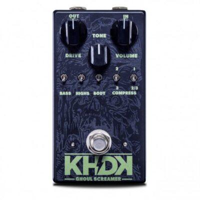 KHDK Ghoul Screamer - Pedale overdrive per chitarra - Made in USA