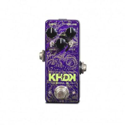 KHDK Ghoul Screamer JR - Pedale overdrive per chitarra - Made in USA