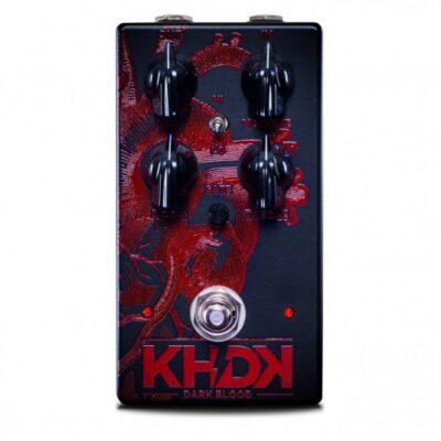 KHDK Dark Blood - Pedale distorsore per chitarra - Made in USA