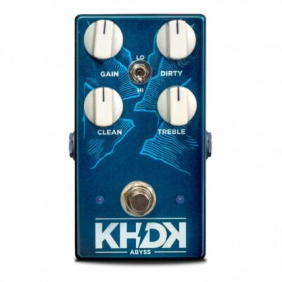 KHDK Abyss Bass Overdrive - Pedale overdrive per basso - Made in USA