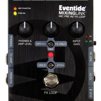 Eventide MixingLink® - Preamplificatore compatto per microfono con FX Loop