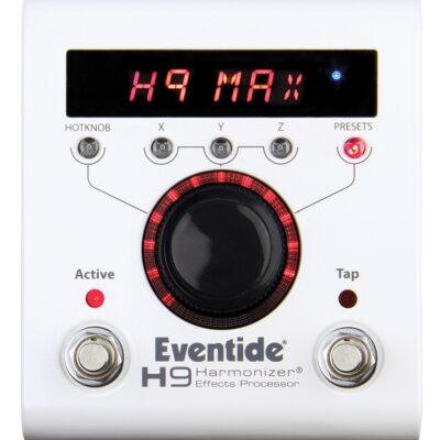 Eventide H9 MAX - Pedale multieffetto per strumento
