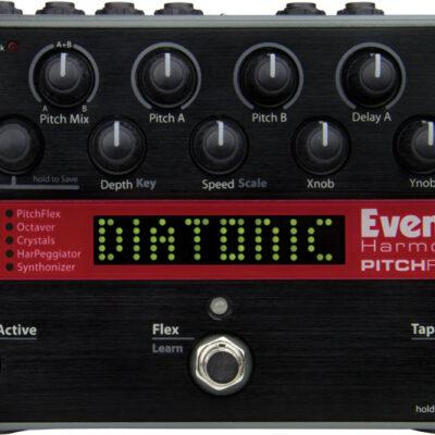 Eventide PITCHFACTOR - Pedale multieffetto per strumento