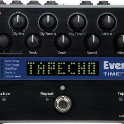 Eventide TIMEFACTOR - Pedale multieffetto per strumento